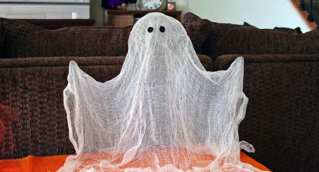 Страшные поделки на хэллоуин